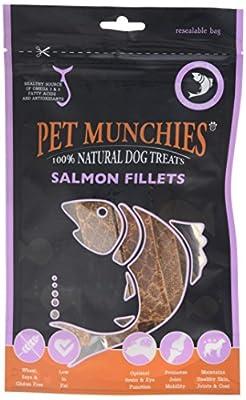 Pet Munchies Salmon Fillets, 90g