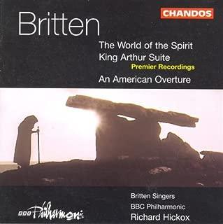 The World of the Spirit (arr. P. Hindmarsh): Part II: O Life, O Love, now undivided (Soprano, Alto, Chorus)