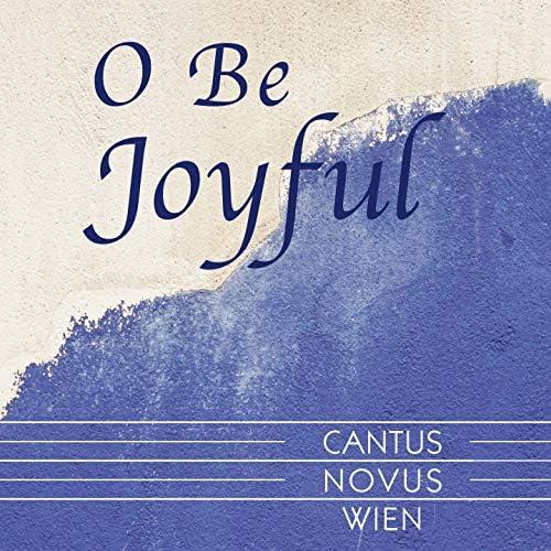 Johannes Zeinler, Thomas Holmes, Cantus Novus Wien