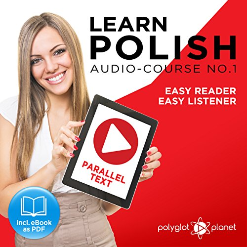Learn Polish - Easy Reader - Easy Listener - Parallel Text - Polish Audio Course No. 1 Titelbild