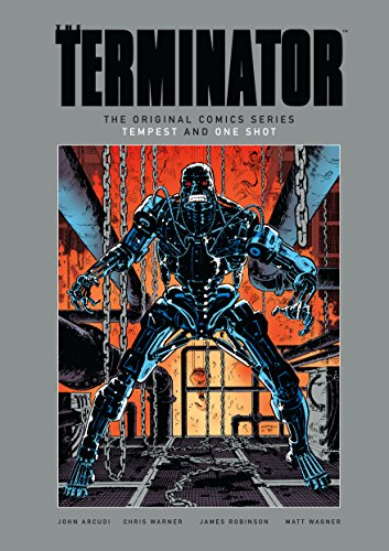 The Terminator: The Original Comics Series-Tempest and One Shot (English Edition)