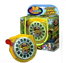 Warm & Fuzzy Toys 3-D Viewer Zoo