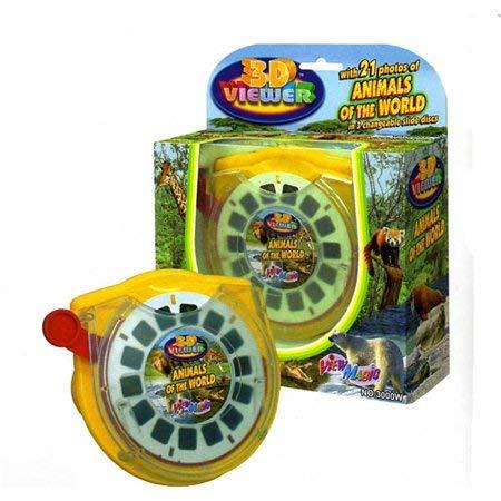 Warm Fuzzy Toys - 3D Viewer  Zoo Animals