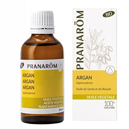 Pranarôm - Argan Bio - Huile Végétale - Riche en Vitamines Et Antioxydants - Huile Anti-Age Réparatrice - 50 ml