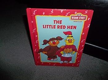 Sesame Street Little Red Hen - Book  of the Sesame Street Book Club