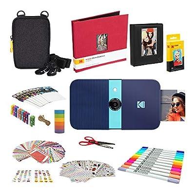 KODAK Smile Instant Print Digital CameraTote Bag Kit by Kodak