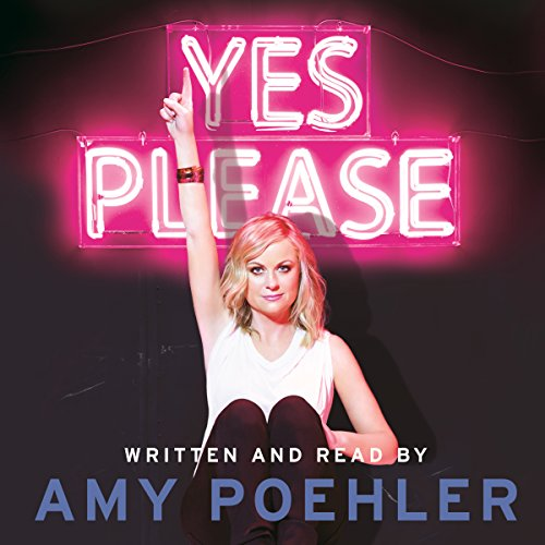 Yes Please                   By:                                                                                                                                 Amy Poehler                               Narrated by:                                                                                                                                 Amy Poehler,                                                                                        Carol Burnett,                                                                                        Seth Meyers,                   and others                 Length: 7 hrs and 31 mins     1,288 ratings     Overall 4.5