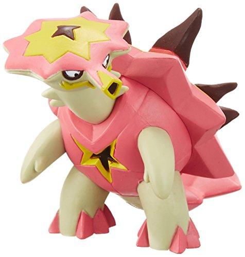 TAKARA TOMY Pokemon Sun & Moon Action Figure, Turtonator