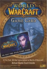 A Pre-Paid Digital Code, 60-Day Subscription to World of Warcraft Requires World of Warcraft Base Game Only valid in the US