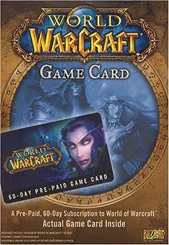 Best prepaid world of warcraft card Reviews