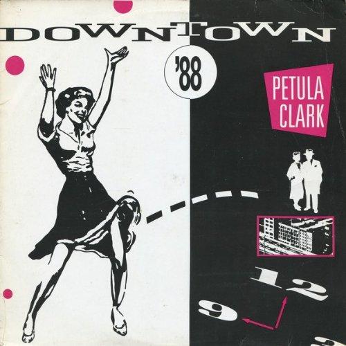 Downtown '88 / Vinyl Maxi Single [Vinyl 12'']
