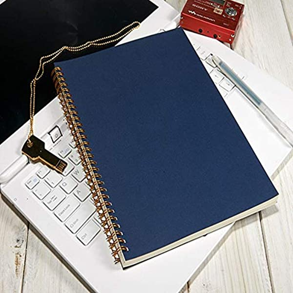 E I H Notebook A5 Coils Notebook Student Diary Notebook B5 Loose Leaf Work Sketching Exercise Office Notepad