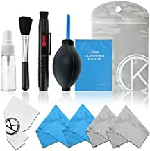Camkix® Kit de Nettoyage pour Appareil Photo et Reflex numérique