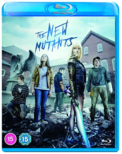 New Mutants [Blu-ray] [UK Import]
