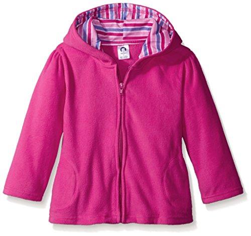 Baby Girls' Fleece Jackets & Coats