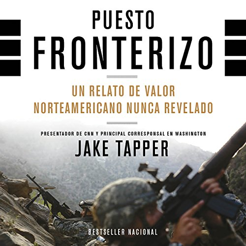 Puesto Fronterizo [Border Post] audiobook cover art