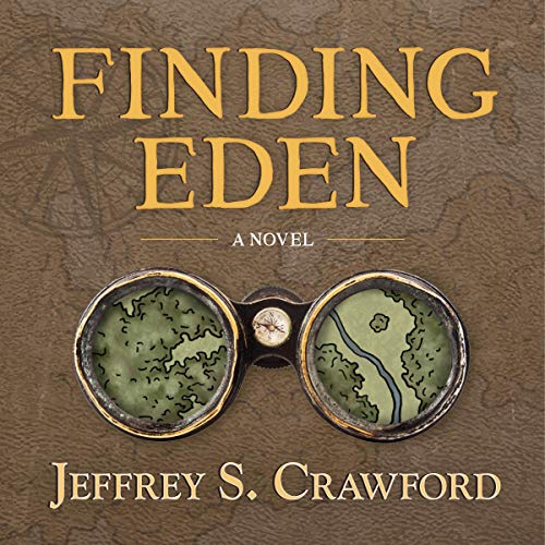 Finding Eden audiobook cover art