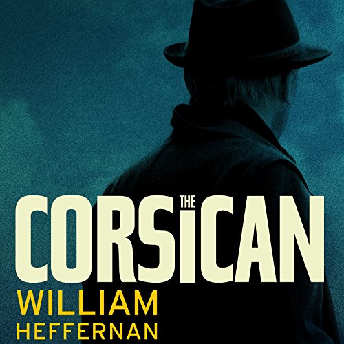 The Corsican audiobook cover art