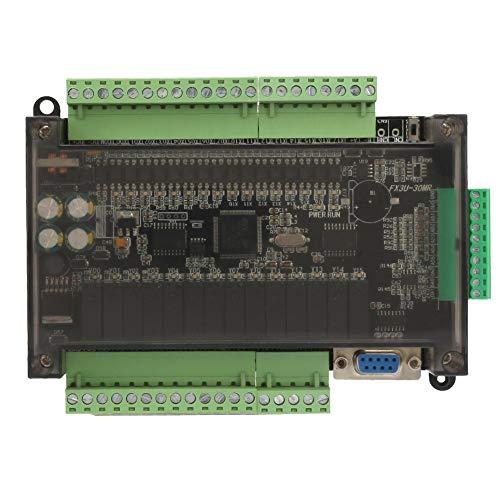 FX3U-30MR SPS-Industriesteuerplatine, 6AD 2DA mit RTC-RS485-RTU-Kommunikationsshell zum Hoch- und Herunterladen von Programmen