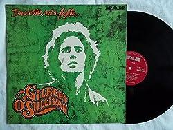 Gilbert O'Sullivan - I'M A Writer Not A Fighter - LP vinyl