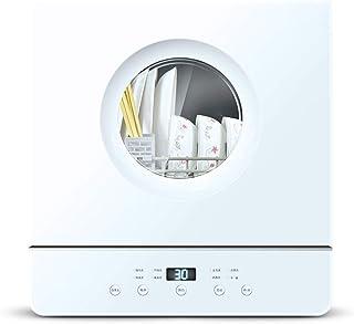 CuiCui Mini Lavavajillas Automático De Lavado Rápido, Ahorra Agua Y Lavavajillas Eléctrico 3 En 1 para Desinfección De Frutas Y Verduras