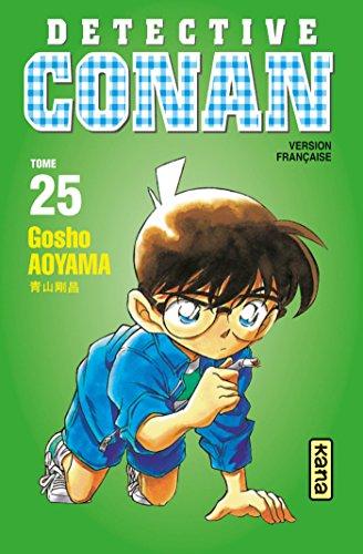 Détective Conan - Tome 25