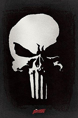 empireposter 740588Marvel–Dare Devil Punisher de TV Serie Impresión Póster, Papel, Multicolor, 91,5x 61x 0,14cm