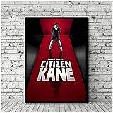wzgsffs Citizen Kane Poster Film Wandkunst Poster Und