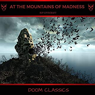 At the Mountains of Madness                   By:                                                                                                                                 H. P. Lovecraft                               Narrated by:                                                                                                                                 Adrian Griffin                      Length: 4 hrs and 48 mins     2 ratings     Overall 4.0