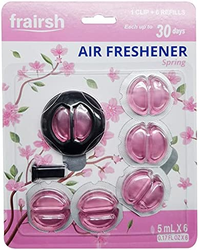 Top 10 Best car air freshener essential oil Reviews
