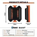 Zoom IMG-1 moofit sensore di cadenza bluetooth