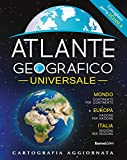 Atlante geografico universale...