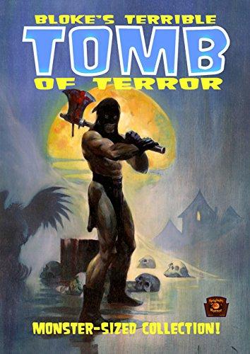 Bloke's Terrible tomb of terror Volume 1 (Spaghetti Horror Vol. 4) (Italian Edition)