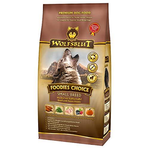 Wolfsblut Foodies Choice Small Breed, per stuk verpakt (1 x 15 kilogram)