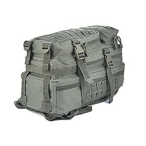 51XNLXJGOYL. SS300  - Mil-Tec - Mochila tipo militar (20 L), color negro