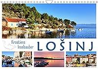 Kroatiens Inselzauber, Losinj (Wandkalender 2022 DIN A4 quer): Eine gruene Insel in der azurblauen Adria (Monatskalender, 14 Seiten )