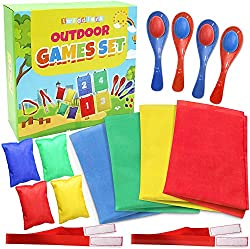 Amazing fun - Our fun selection of popular outdoor games are a guaranteed winner with all kids! Perfect for parties & events & ideal for the garden, park, beach or school playground, they're ideal for families, groups & competitive entertainment. Mor...