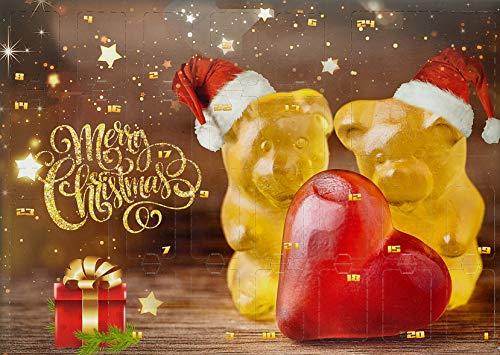 """Fruchtgummi""-Adventskalender, 1er Pack (1 x 570 g)"