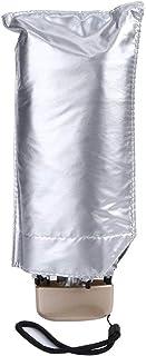 Sinctual Mini Umbrella, 5 Folding Parasols Compact Anti-UV Sun Rain Protection Umbrella Portable Travel Umbrella Outdoor W...