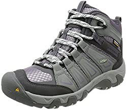 KEEN Women's Oakridge Mid Waterproof Boot Review