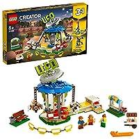 LEGO 31095 - Creator 3-in-1-Set Jahrmarktkarussell