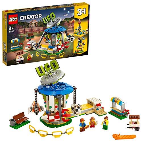 lego city luna park LEGO Creator GiostradelLunaPark 3 in 1