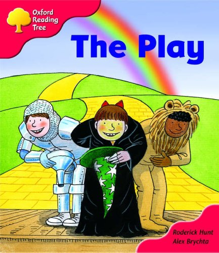 Oxford Reading Tree: Stage 4: Storybooks: the Playの詳細を見る