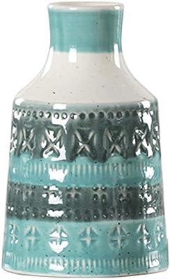 Steingut Vase Kaktus 2sort H29 D17cm Material
