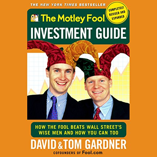 The Motley Fool Investment Guide audiobook cover art