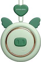 Ventilateur d'été Paresseux Suspendu collectes USB Charge Petit Ventilateur électrique Bureau Bureau dortoir Mini Ventilat...