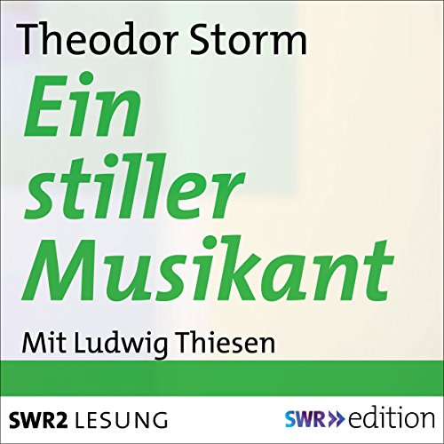 Ein stiller Musikant audiobook cover art