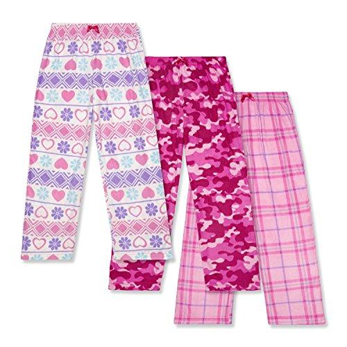 Girls' Pajama Bottoms