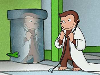 Doctor Monkey/Curious George the Architect