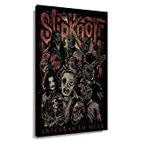 Slipknot Poster-Drucke für Wände, Schlafzimmer,